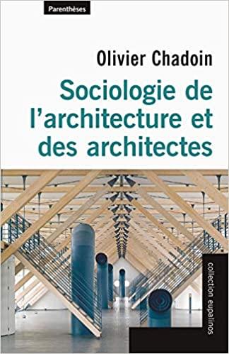 livre d'Olivier Chadoin